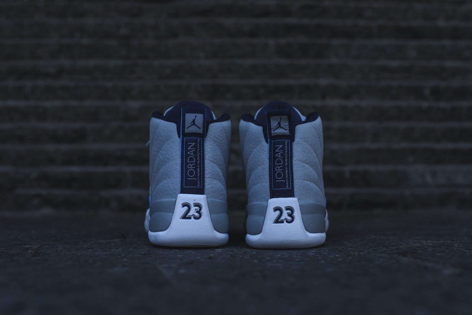 Nike Air Jordan 12 Retro - Wolf Grey
