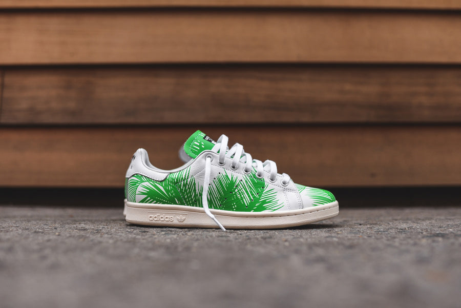 adidas Originals x BBC Stan Smith Palm Tree Pack - Green