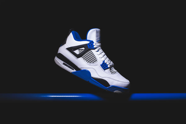 Nike GS Air Jordan Retro 4 - Motorsport