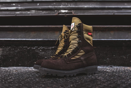Gorilla USA Marine Boot - Brown / Green