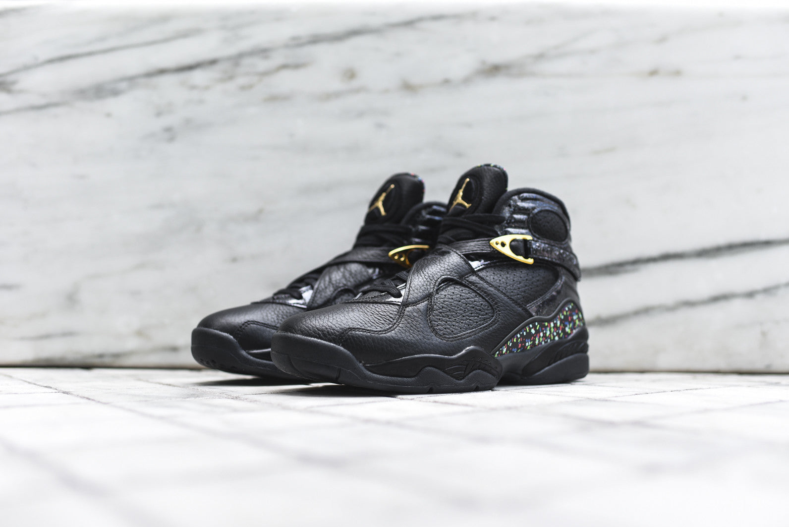 Nike Air Jordan 8 Retro - Confetti
