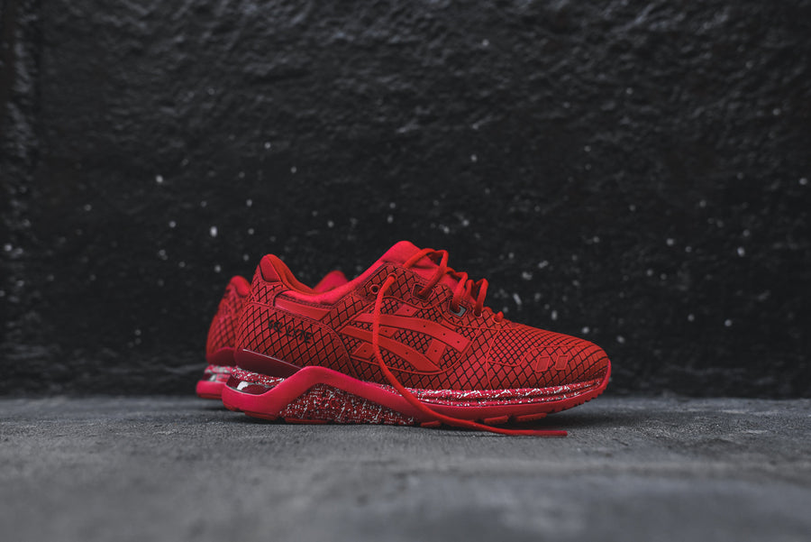 Asics Gel Lyte EVO - Red