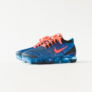 Nike Air VaporMax FK 3 - Blue Fury / Flash Crimson