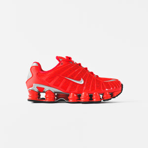7ba0548d29b0 Nike Shox TL - Speed Red   Metallic Silver – Kith
