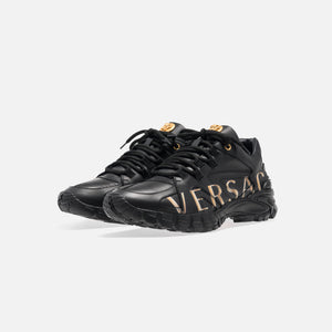 Kith x Versace Amico Trainer Low - Black