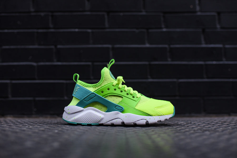 Nike WMNS Air Huarache Run Ultra Doernbecher - Volt / Hyper Jade / Electric Green