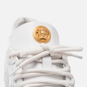 Kith x Versace Amico Trainer Low - White