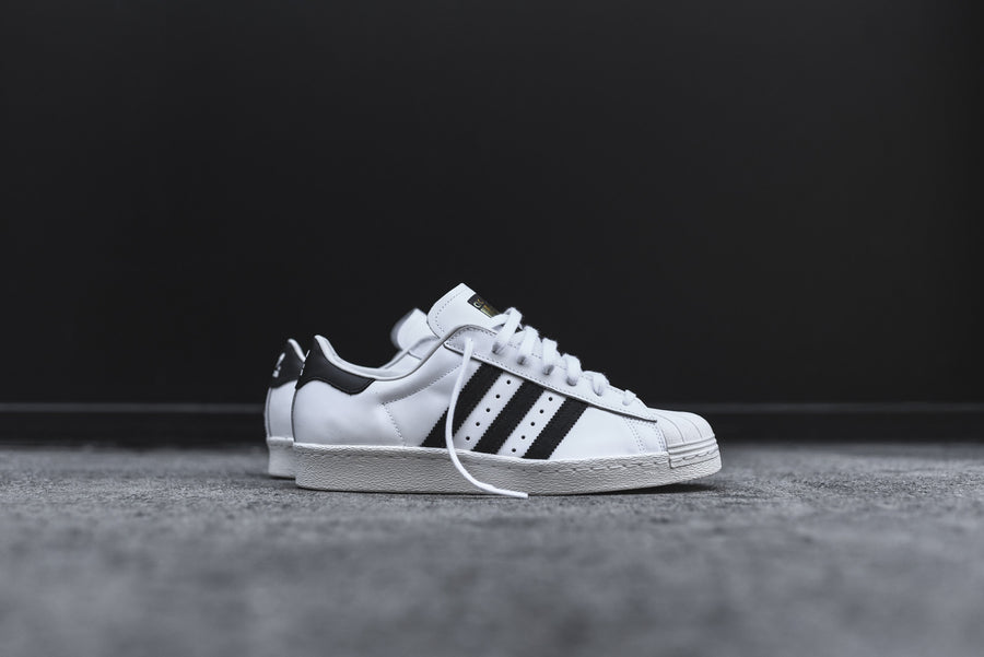 adidas Originals Superstar 80s - White / Black