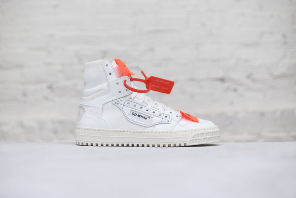 Off-White Low 3.0 Sneaker - White