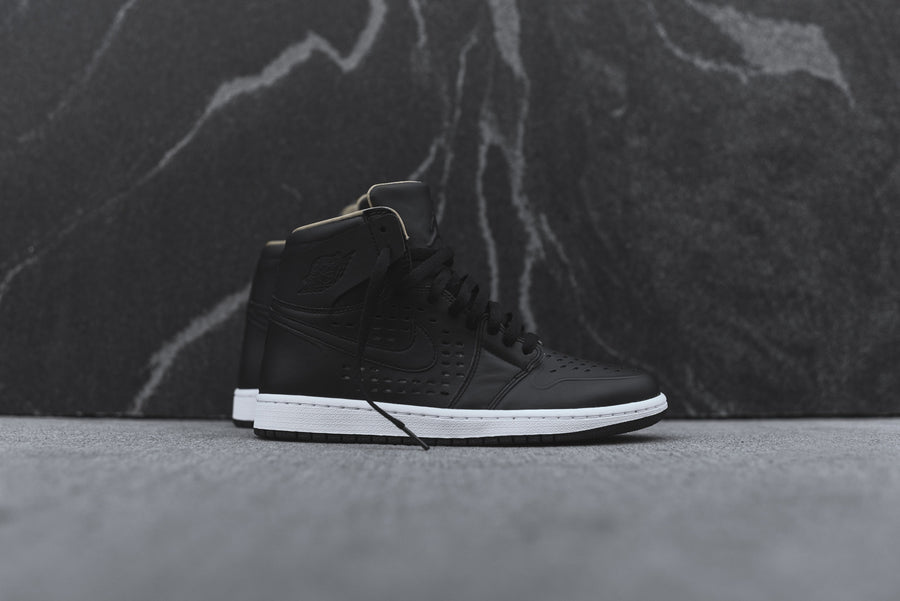 Nike Air Jordan 1 Retro High Vachetta - Black