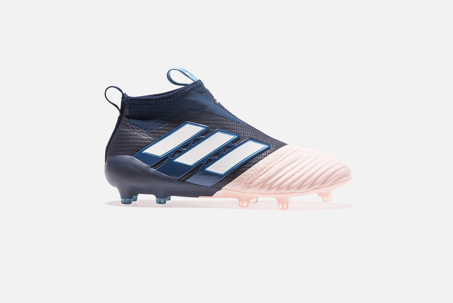 Kith x adidas Soccer ACE 17+ Cleat - Flamingos