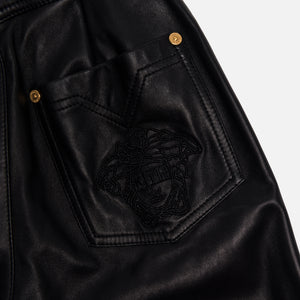 Kith Women x Versace Leather Pant - Black