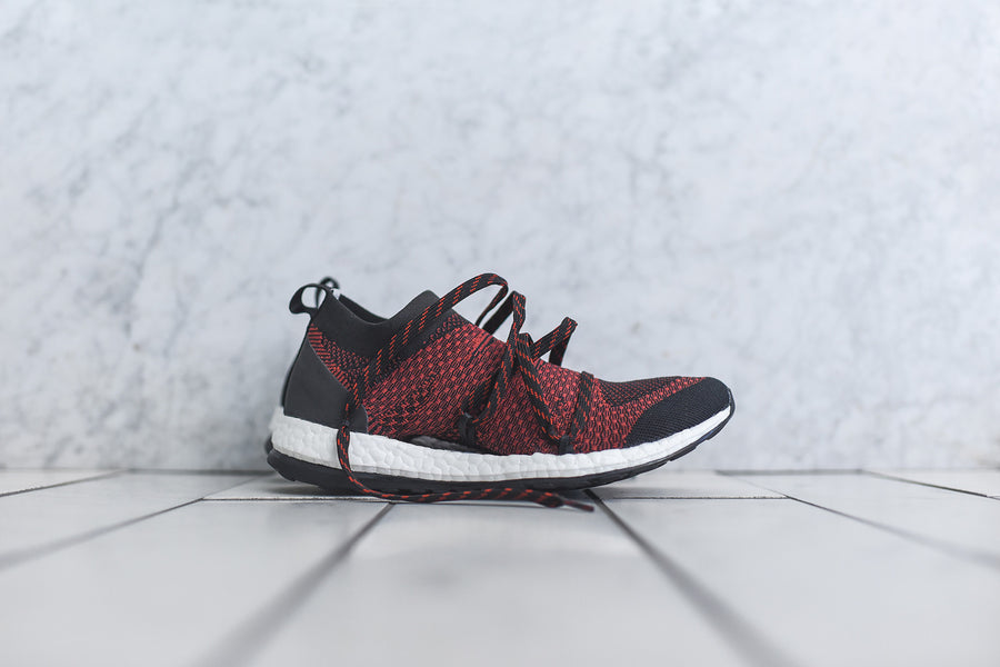 adidas by Stella McCartney WMNS PureBoost X - Nomad Red / Black