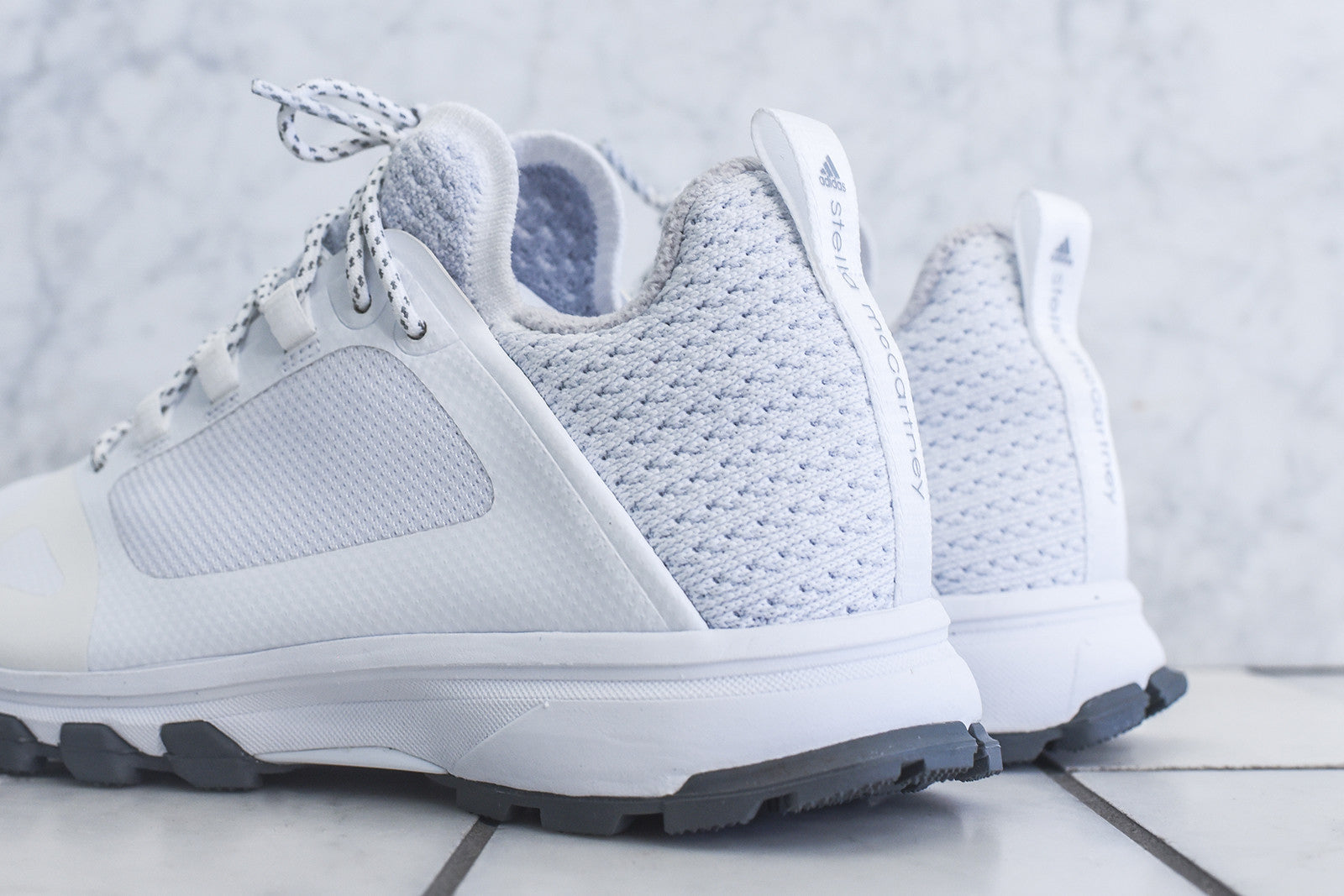 adidas by Stella McCartney WMNS Adizero XT -White / Grey