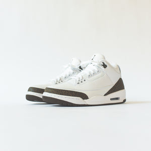 premium selection b517a 0bbfa Nike Air Jordan 3 Retro - Mocha – Kith