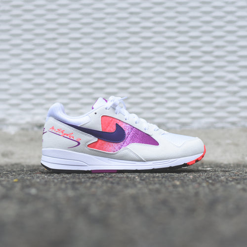 Nike Air Skylon II - White / Court Purple / Solar Red