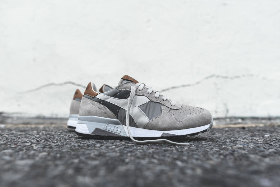 Diadora Trident 90 Heritage - Ghost Gray