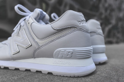 "New Balance ML574 - ""White Instinct"""
