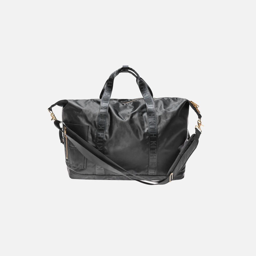 Kith Astor Weekender Bag - Black