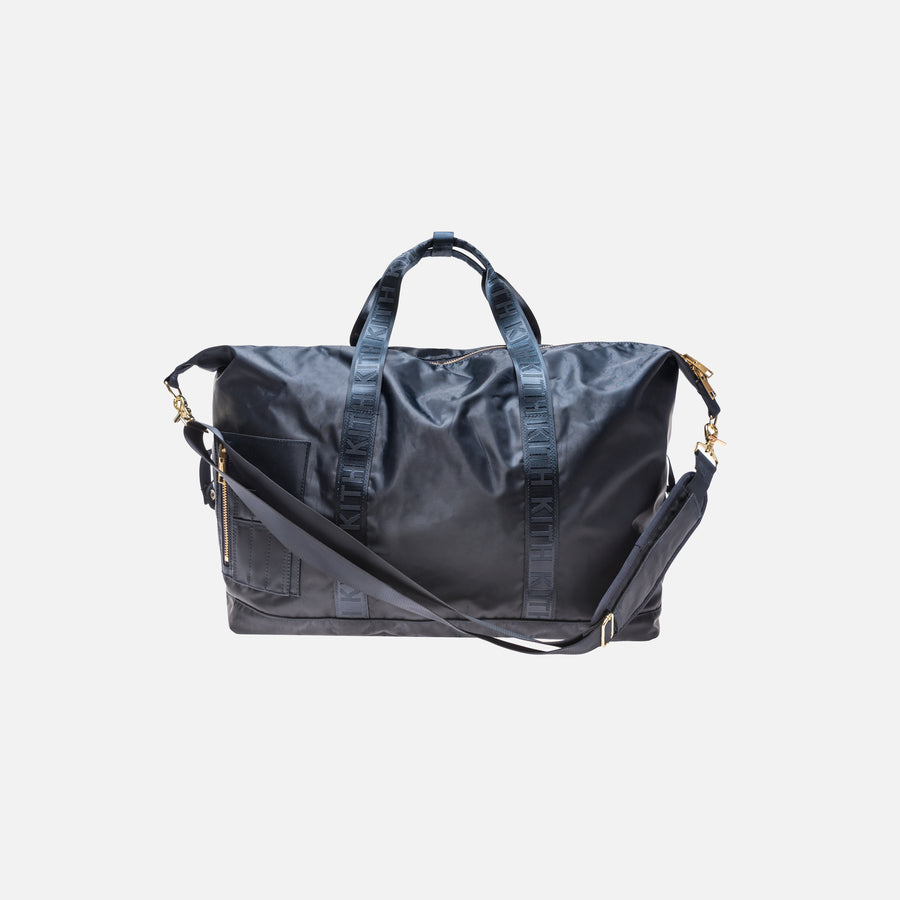 Kith Astor Weekender Bag - Navy