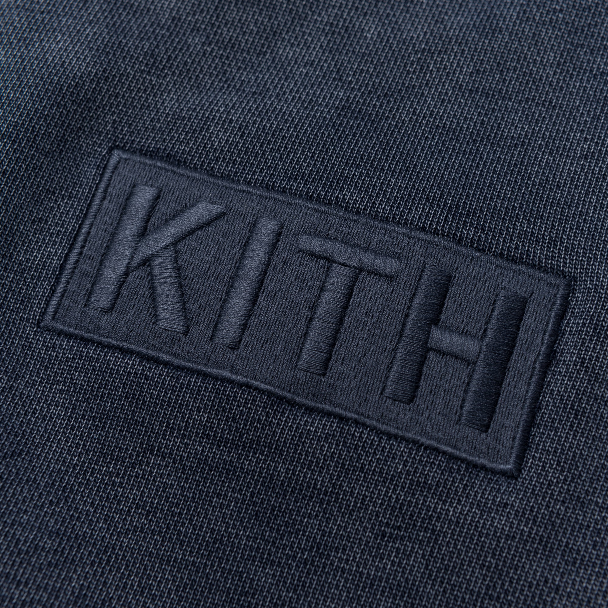 Kith Indigo Redfield Crewneck - Dark Indigo