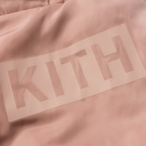 Kith Kids Hooded Astor Bomber - Apricot