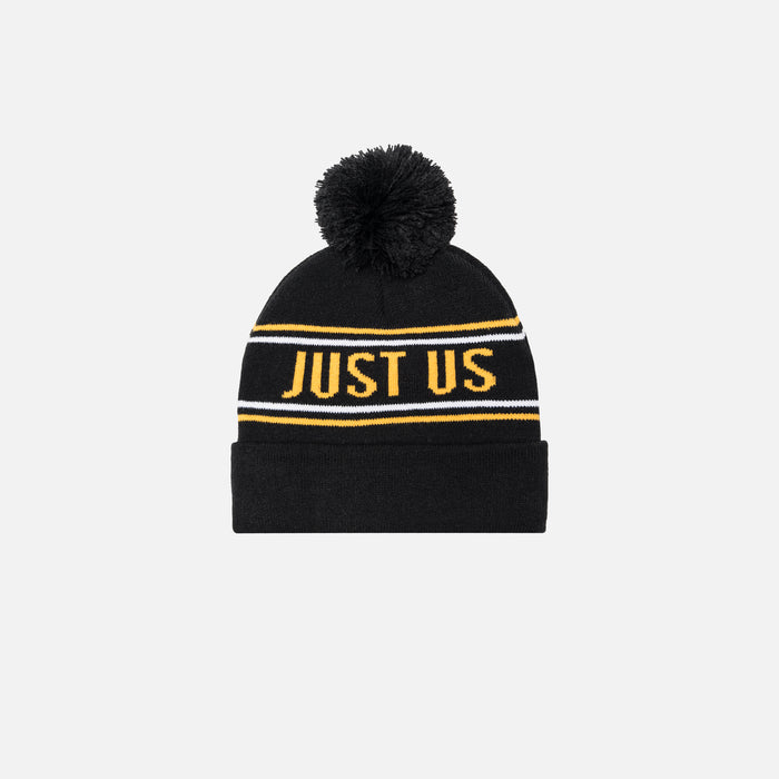 Kith Kids Just Us Beanie - Black