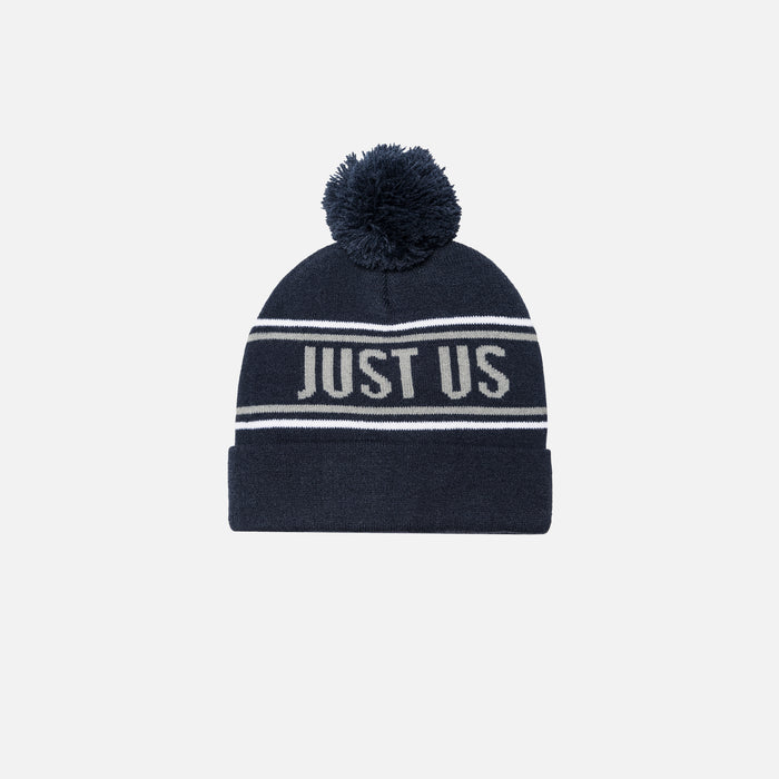 Kith Kids Just Us Beanie - Navy