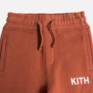 Kith Kids Williams Pant - Clay