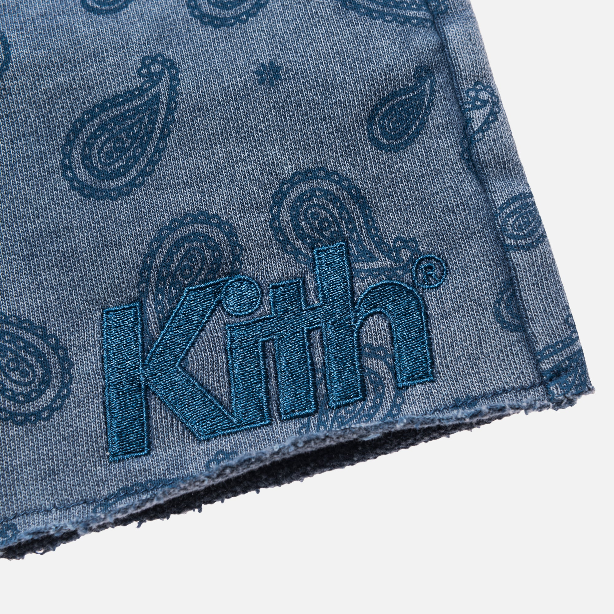 Kith Kids Paisley Williams Short - Medium Indigo