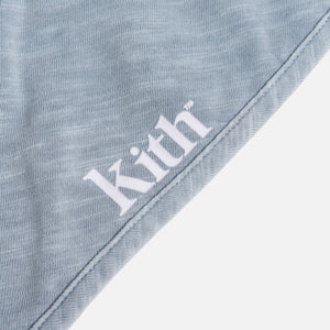 Kith Kids Toddlers Bandana Bib - Light Indigo