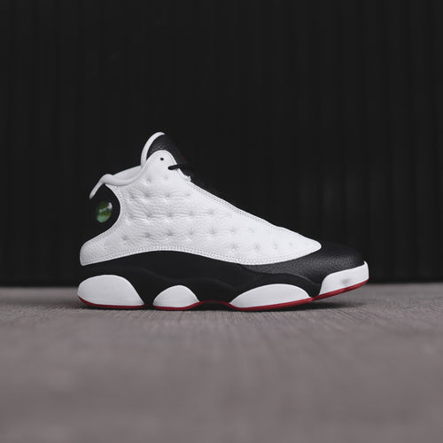 Nike Toddler Jordan 13 - White / Red / Black