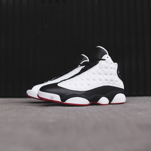 Nike Pre-School Jordan 13 - White / Red / Black