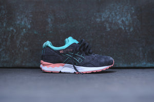 Asics WMNS Gel Lyte V - Charcoal / Green / Peach