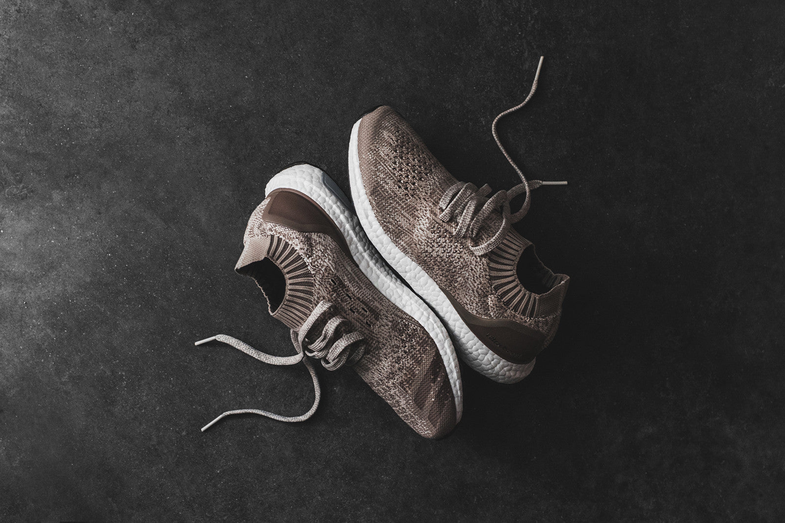 adidas Ultra Boost Uncaged - Khaki / Brown