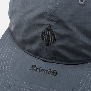 Kith Fake Friends Cap - Ebony