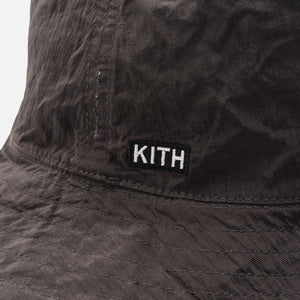 Kith Aces Bucket Hat - Ebony