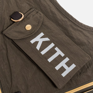 Kith Tactical Vest - Black Olive Image 5