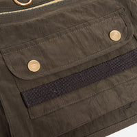 Kith Tactical Vest - Black Olive Thumbnail 1
