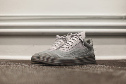 Filling Pieces Low Top Wavy - Grey