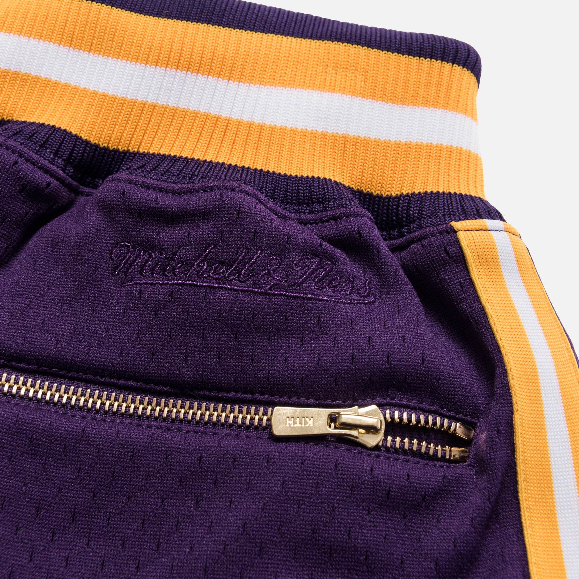 Kith x Mitchell & Ness Basketball Short - Los Angeles