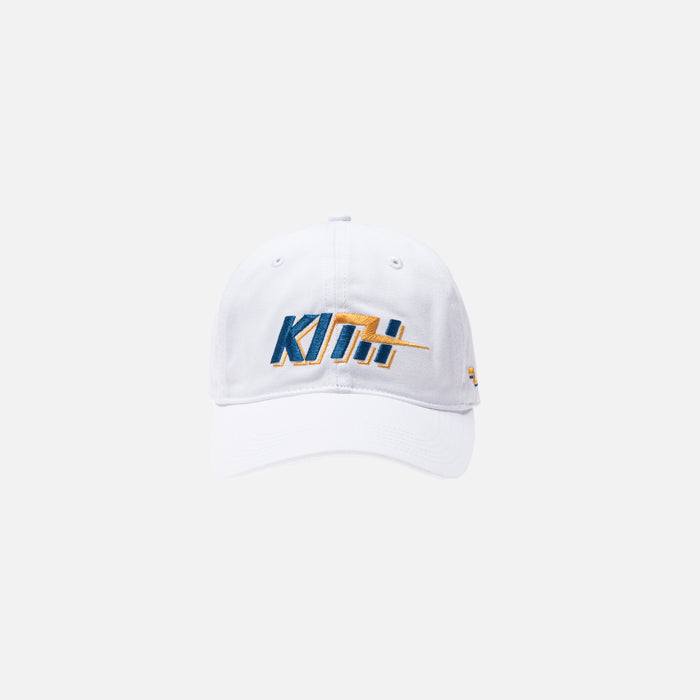 Kith x Mitchell & Ness Cap - Los Angeles Alternate