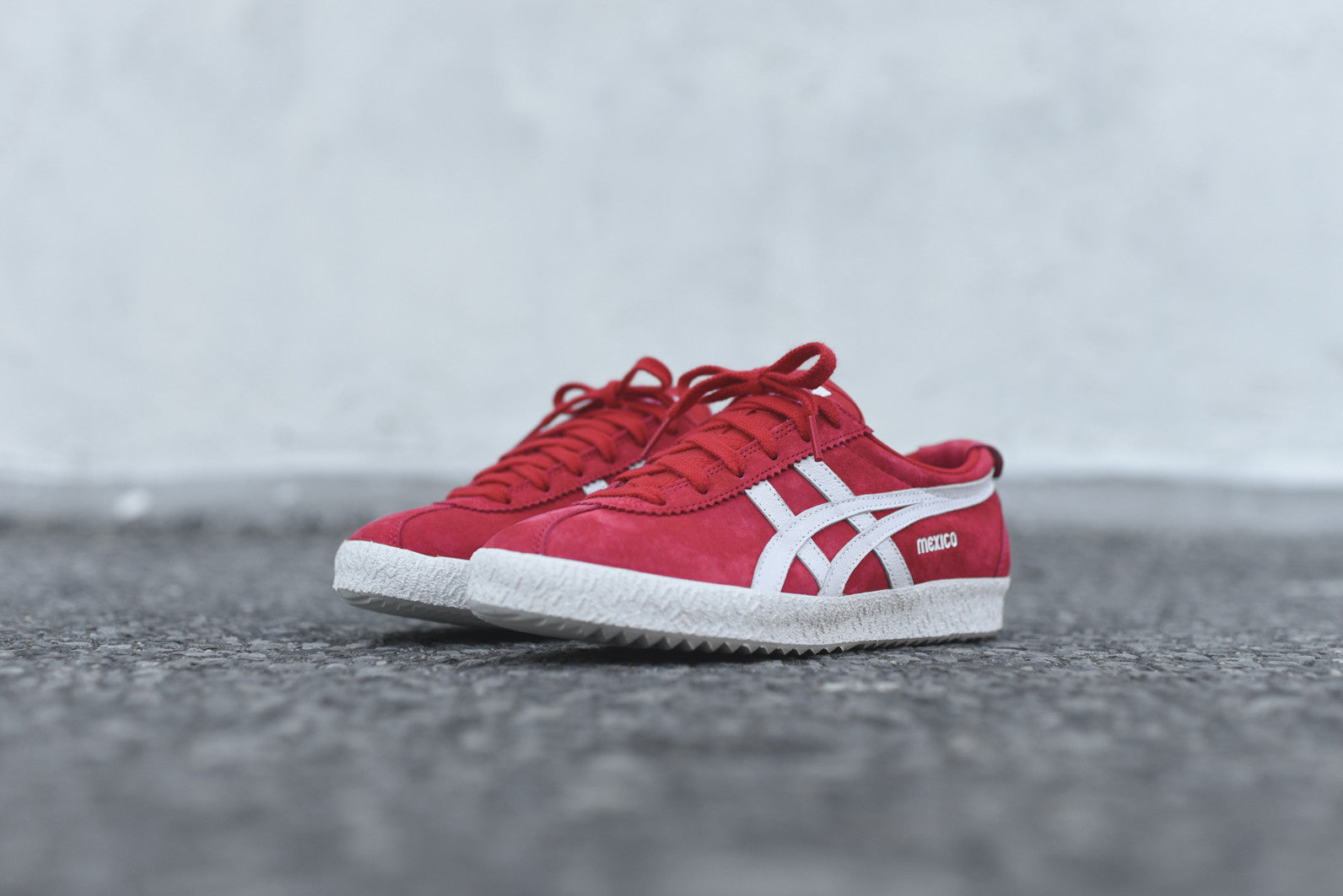 Onitsuka Tiger Mexico Delegation - Red / White