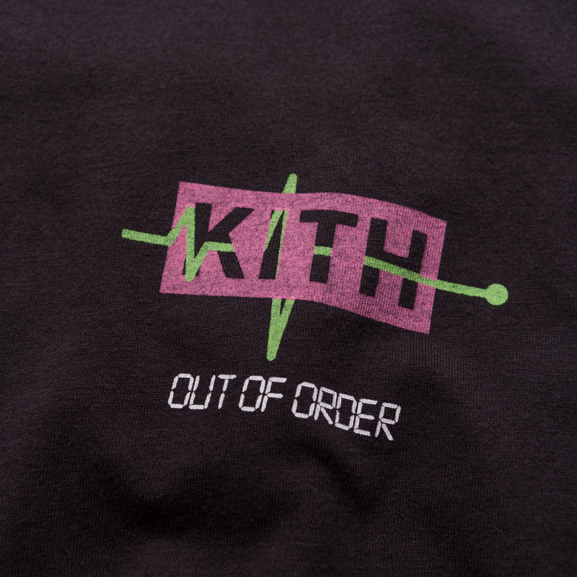 Kith Out of Order Tee - Black