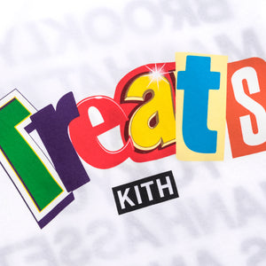 Kith Treats Cereal Day Tee - White