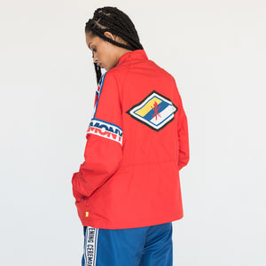 Opening Ceremony 3-in-1 Moto Jacket - Red