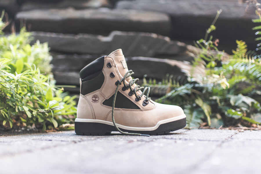 "Timberland 6"" Field Boot - Money Green"