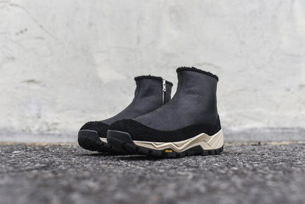 Our Legacy Bear Foot High - Black
