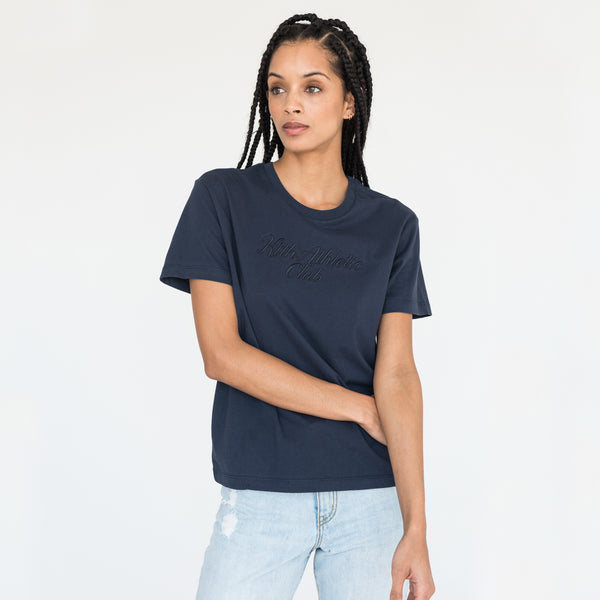 Kith Athletic Club Basic Tee - Navy