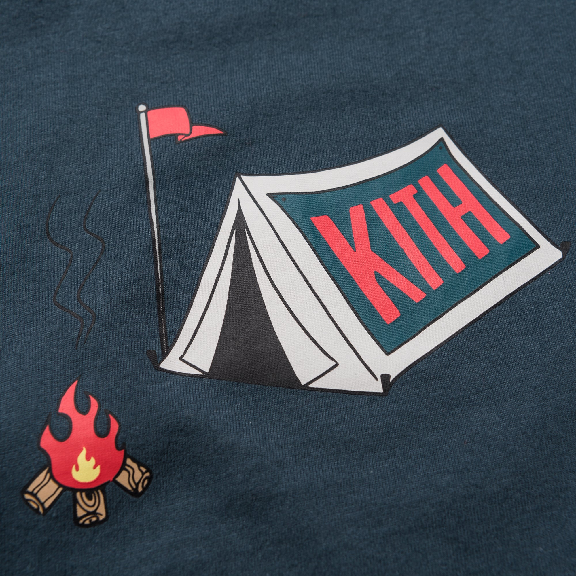 Kids Camp Out Tee - Orion